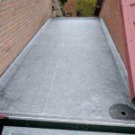Het eindresultaat mag er zijn, dit dak kan er weer voor vele jaren tegenaan.