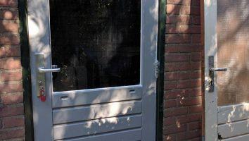 Vervangen schuurdeur in Deventer